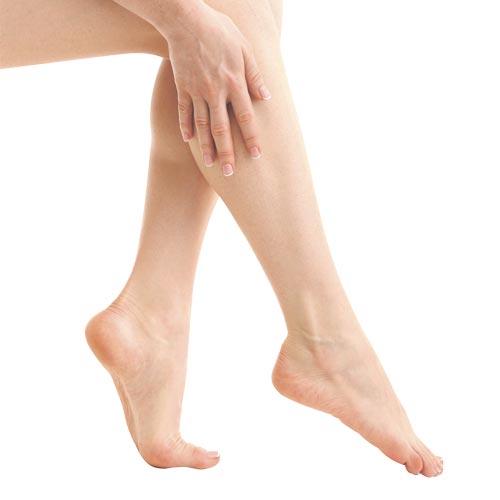 depilacija nog in rok