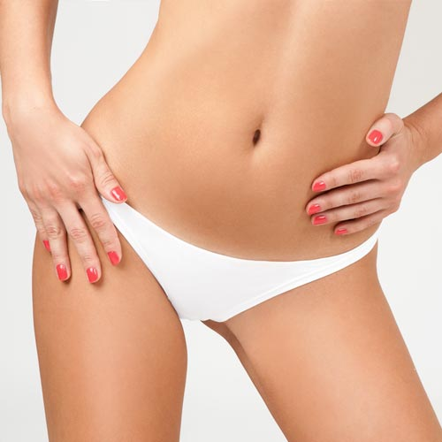 bikini depilacija