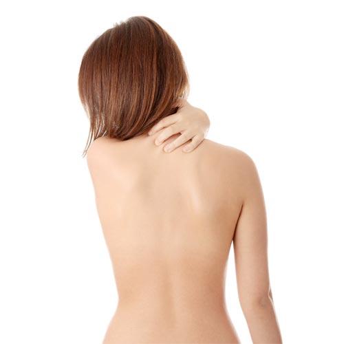 depilacija hrbta